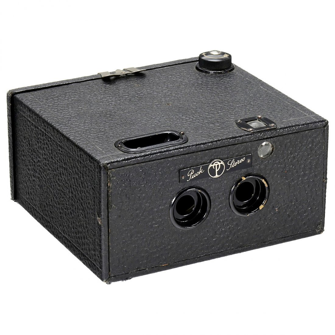 """""""Puck"""" Stereo Camera, 1925"""