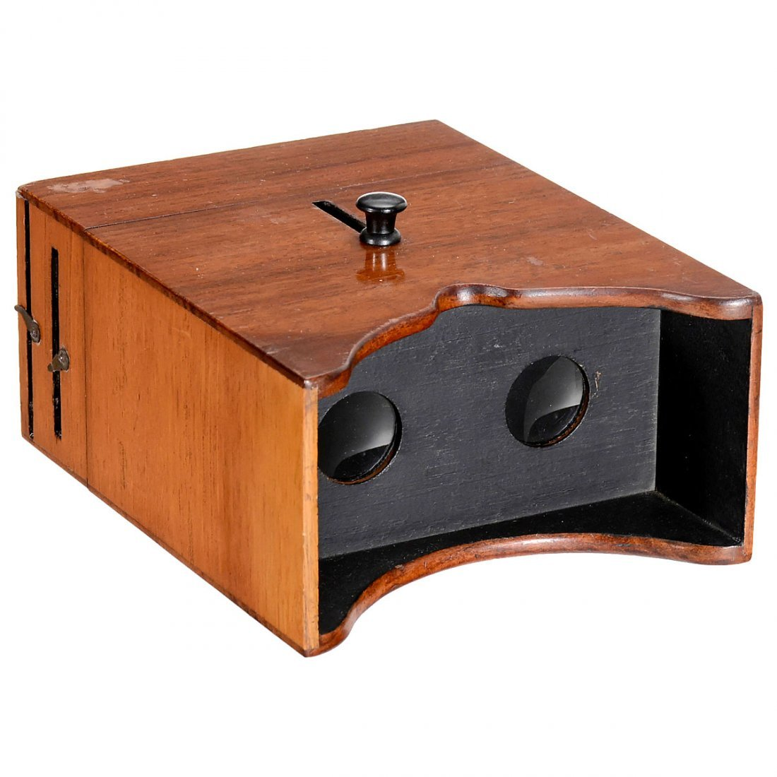 Hand Stereo Viewer 6 x 13, c. 1900