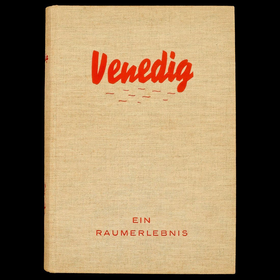 """Raumbild Album """"Venedig – Ein Raumerlebnis"""", 1935 - 2"""