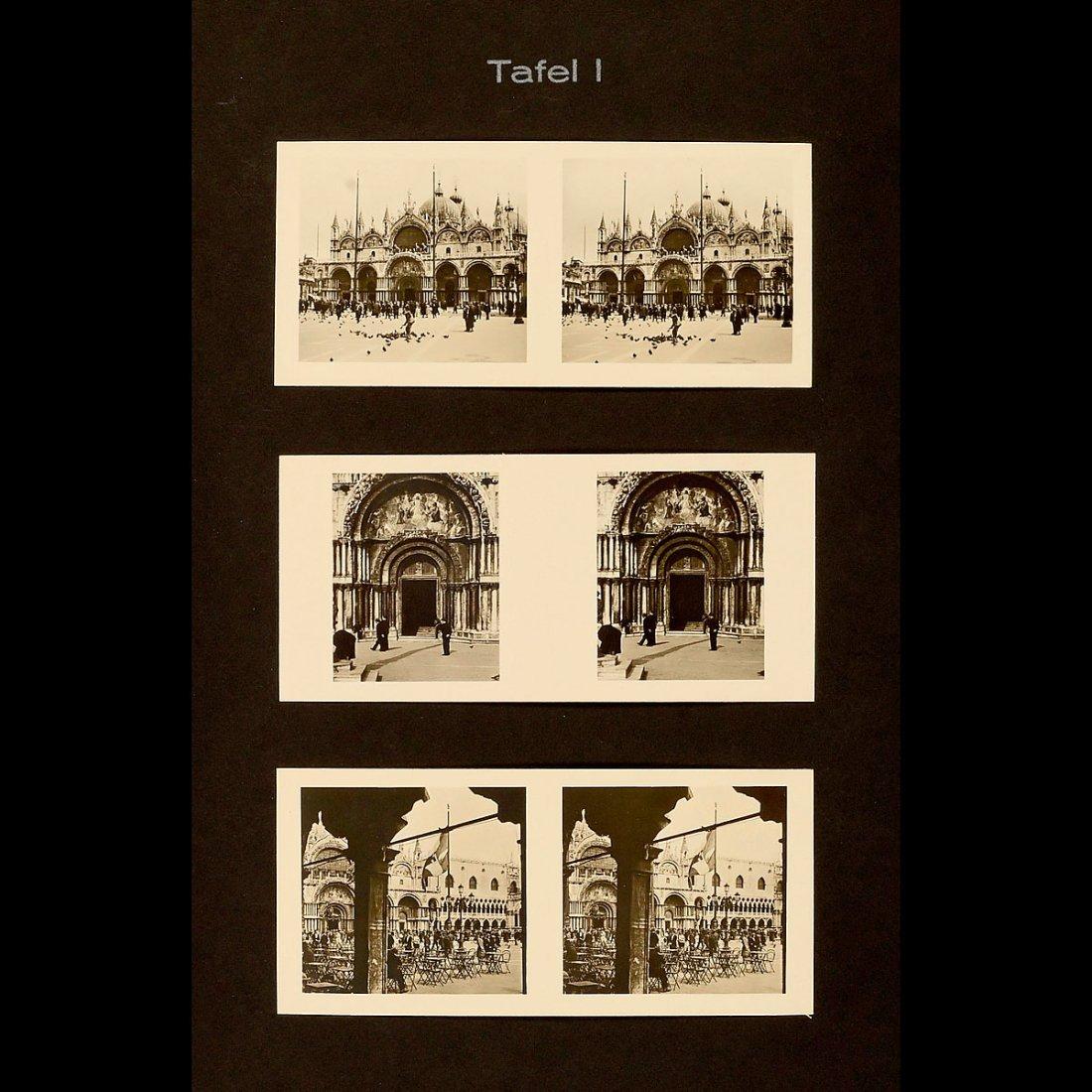 """Raumbild Album """"Venedig – Ein Raumerlebnis"""", 1935 - 3"""