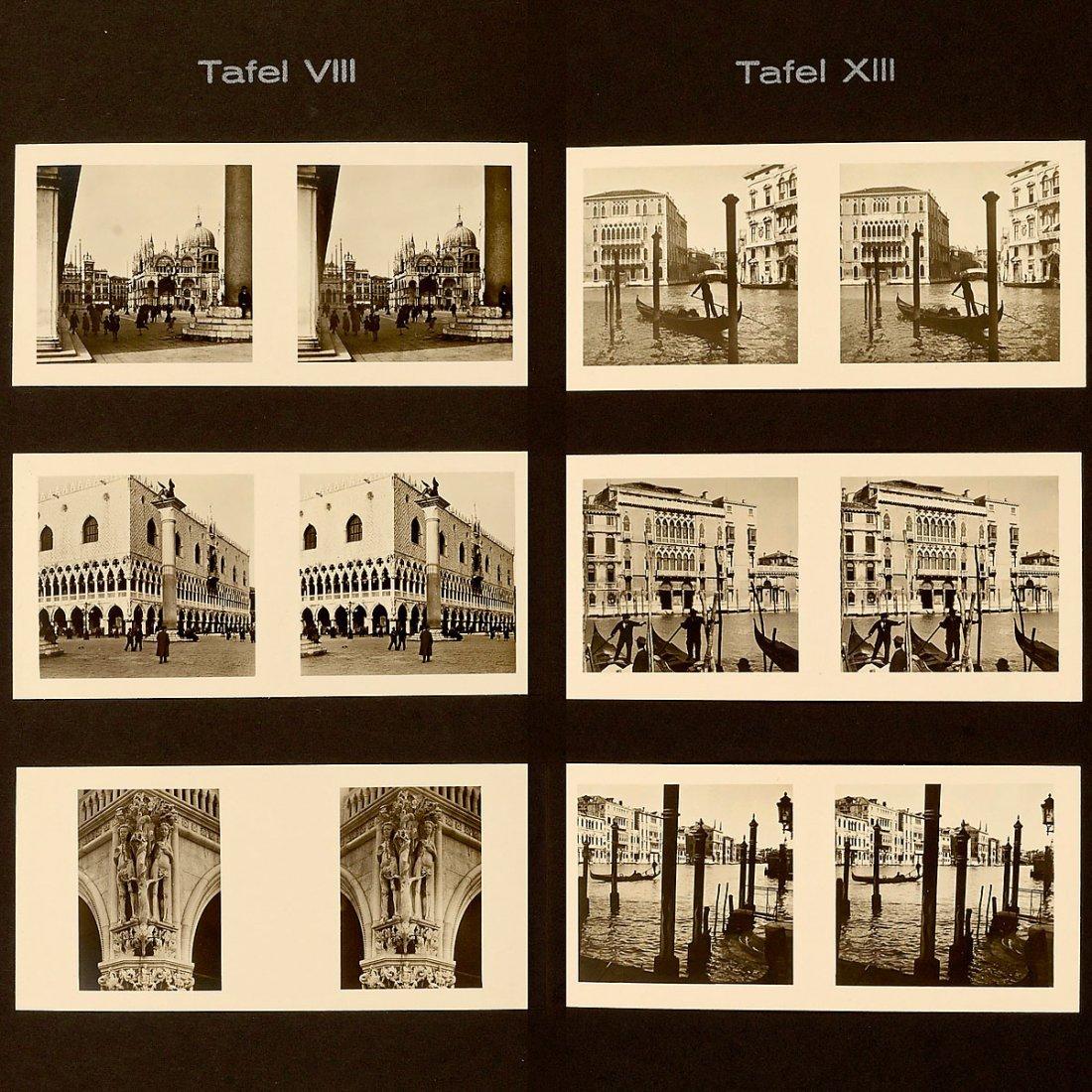 """Raumbild Album """"Venedig – Ein Raumerlebnis"""", 1935 - 4"""