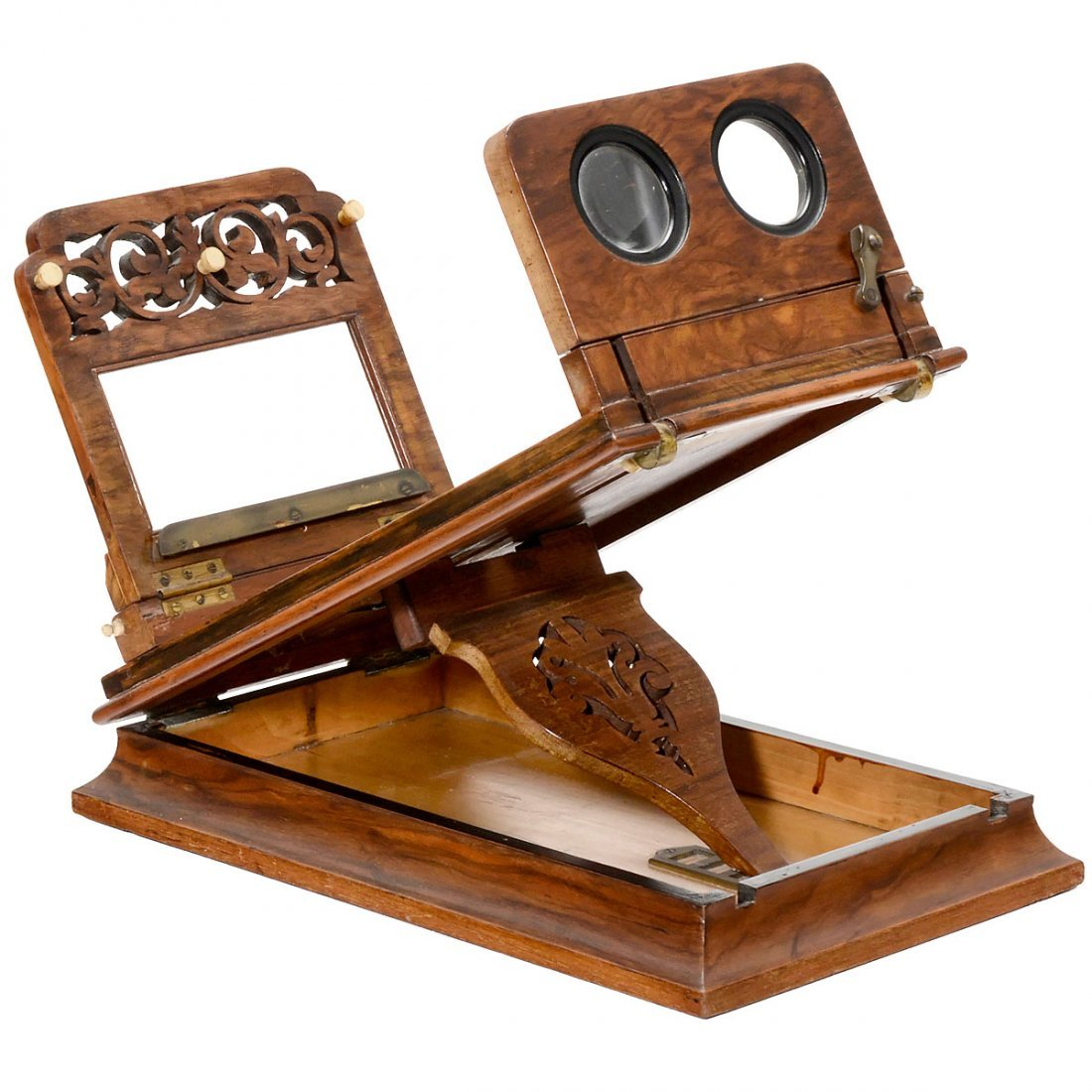 Stereo Graphoscope by E.G. Wood, c. 1870