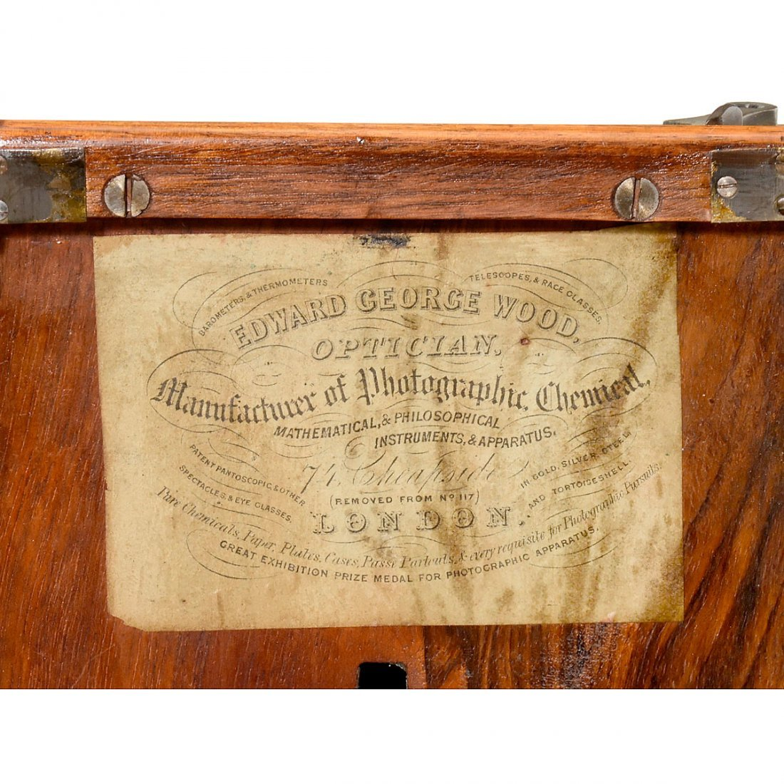 Stereo Graphoscope by E.G. Wood, c. 1870 - 2