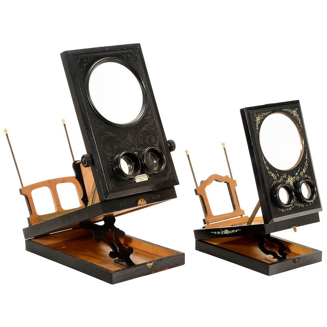 2 Stereo Graphoscopes