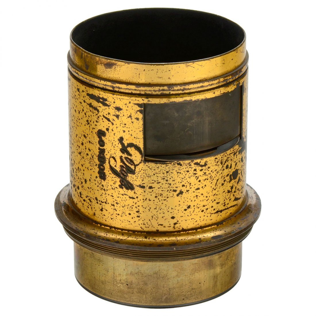 Brass Tube of an A. Ross Landscape Lens (Without