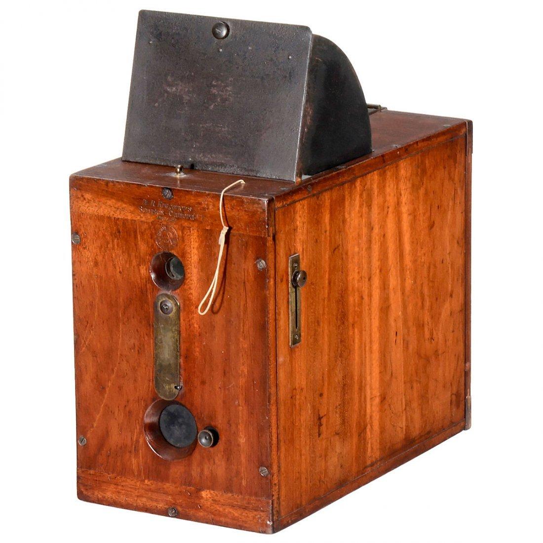Dr Krügener's Simplex-Camera 9 x 12, c. 1889