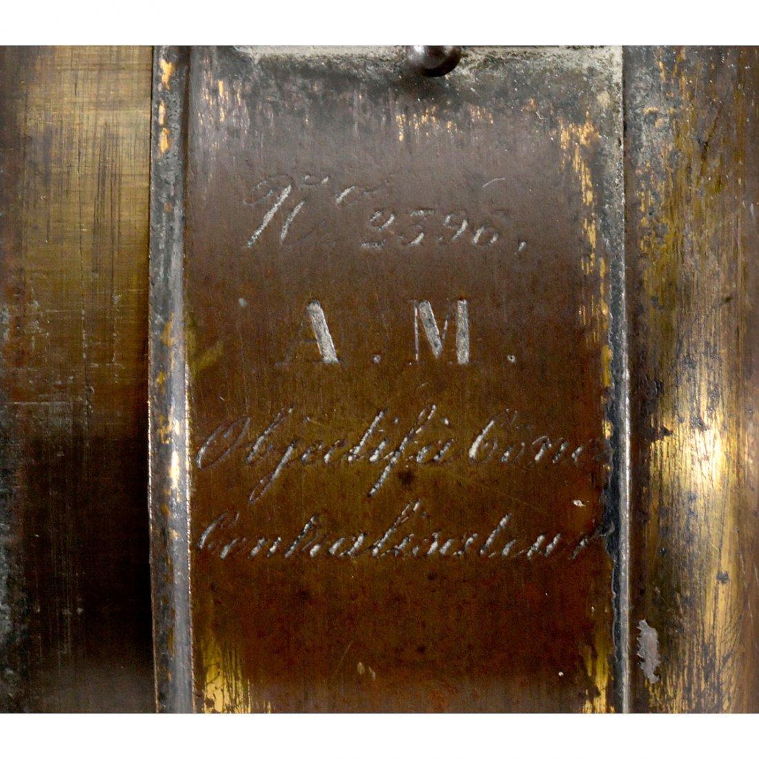 A.M. Objectif à Cone Centralisateur, c. 1860 - 2