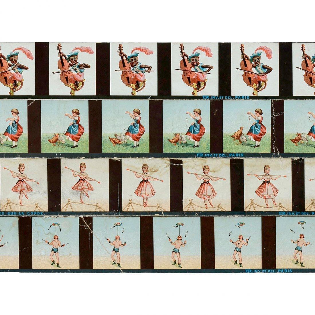 "The Original ""Le Praxinoscope"" by Emil Reynaud, Paris, - 2"