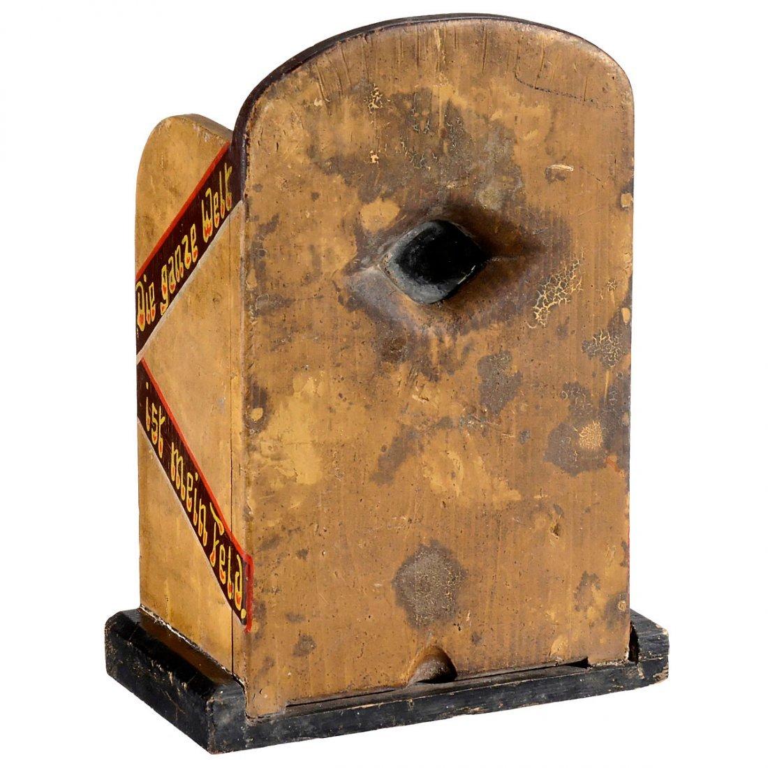German Peep-Show Box, c. 1930