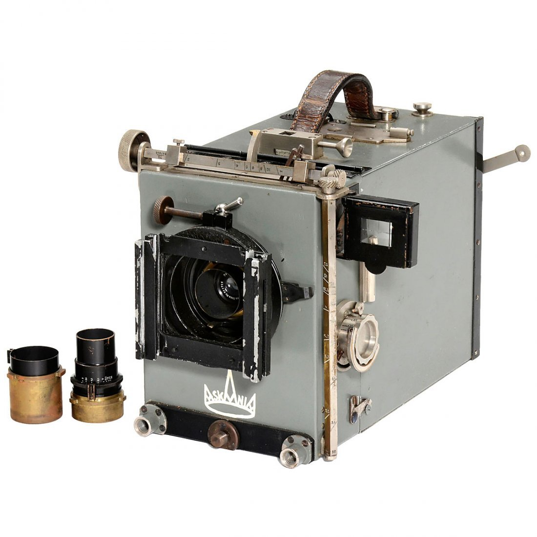 Askania-Universal 35mm Movie Camera, c. 1928