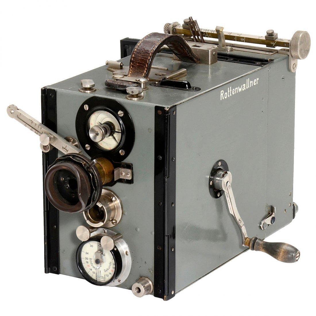 Askania-Universal 35mm Movie Camera, c. 1928 - 2