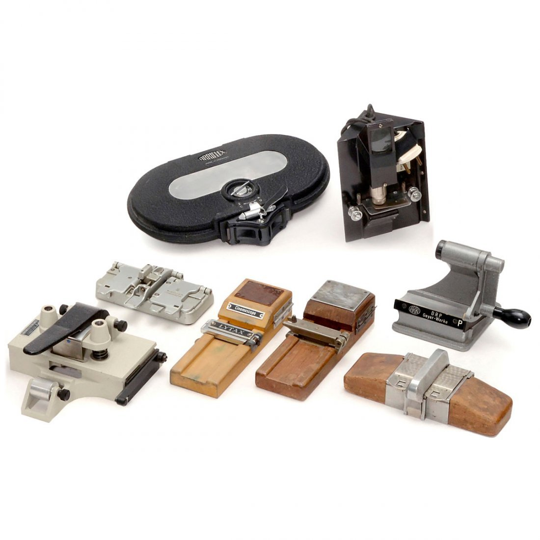 35mm and 16mm Movie Film Splicers and Accessories