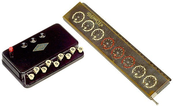 4: 2 calculators: Amifo and Addometer