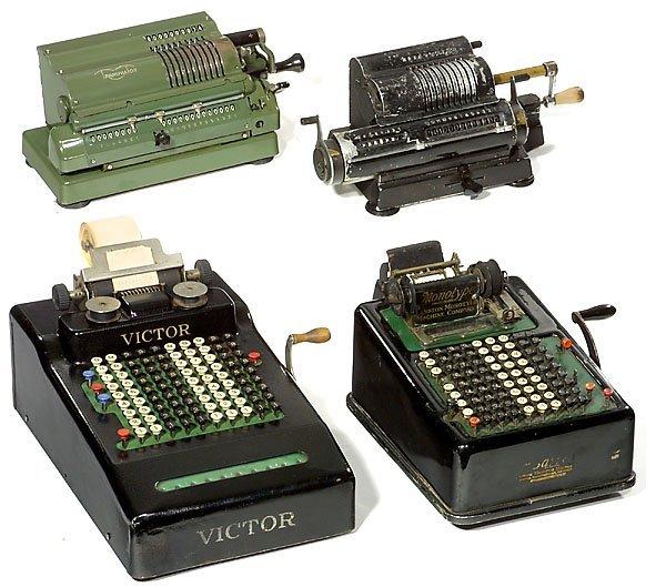 12: 4 Calculators and Calculating Machines