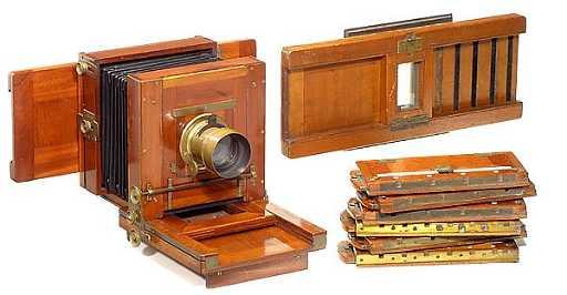 1052 Multiplying Camera Carte De Visite