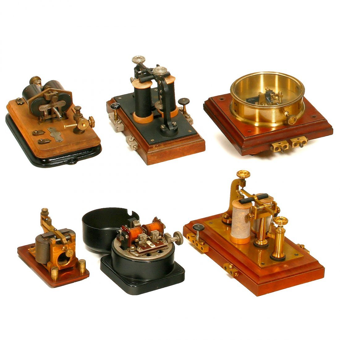 Lot of Telegraph Accessories, 1880 onwards