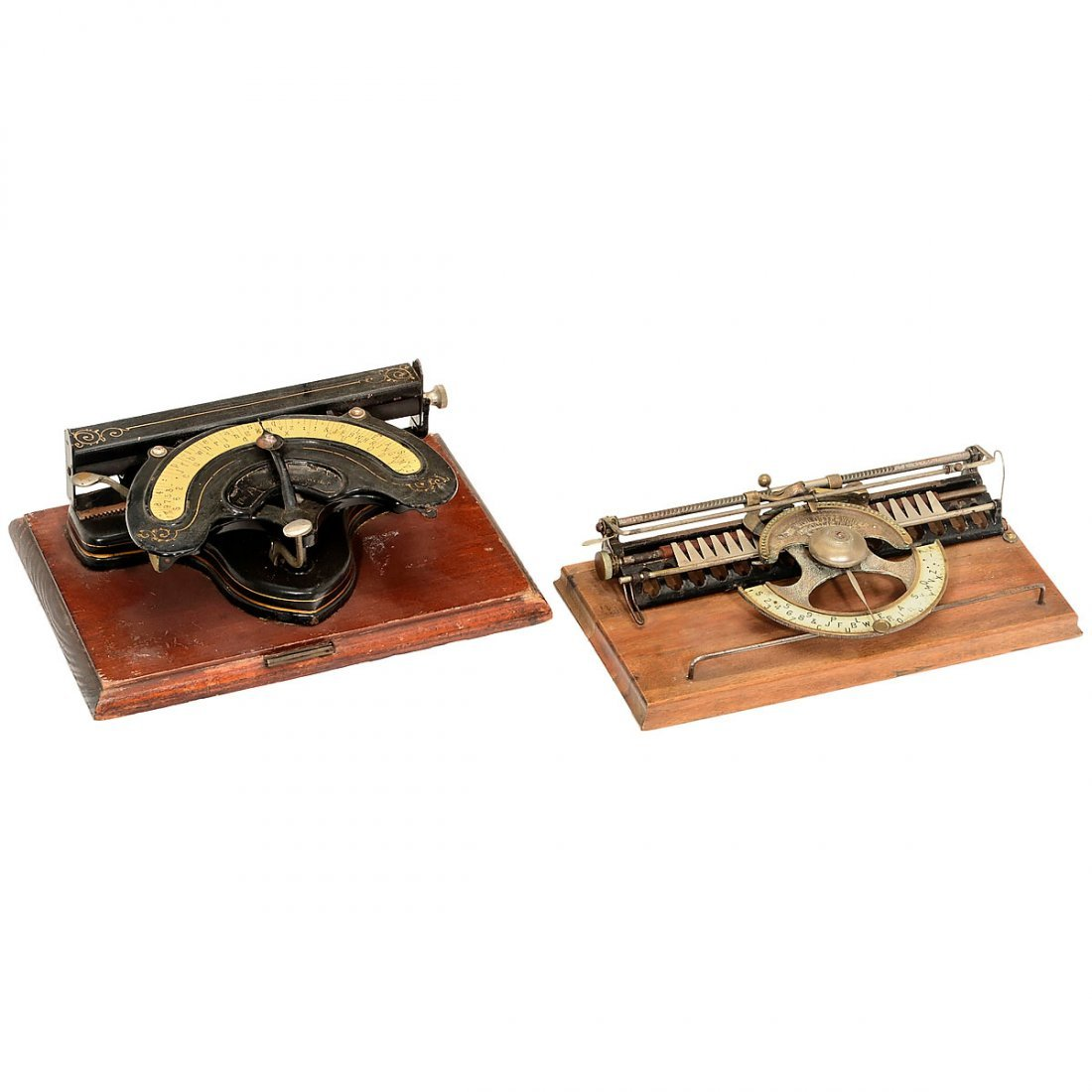 2 Typewriters