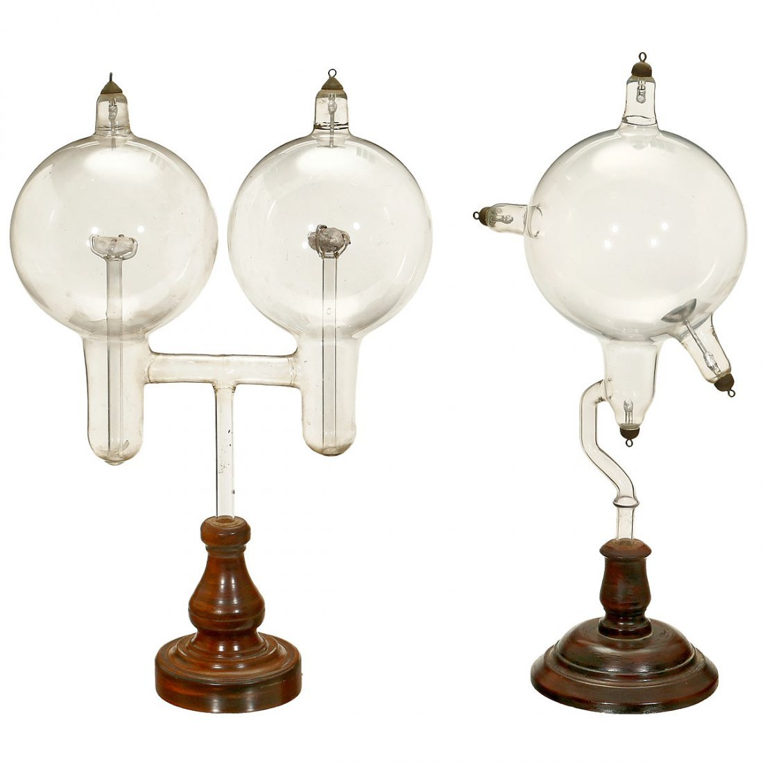 2 Physical Demonstration Models, c. 1910