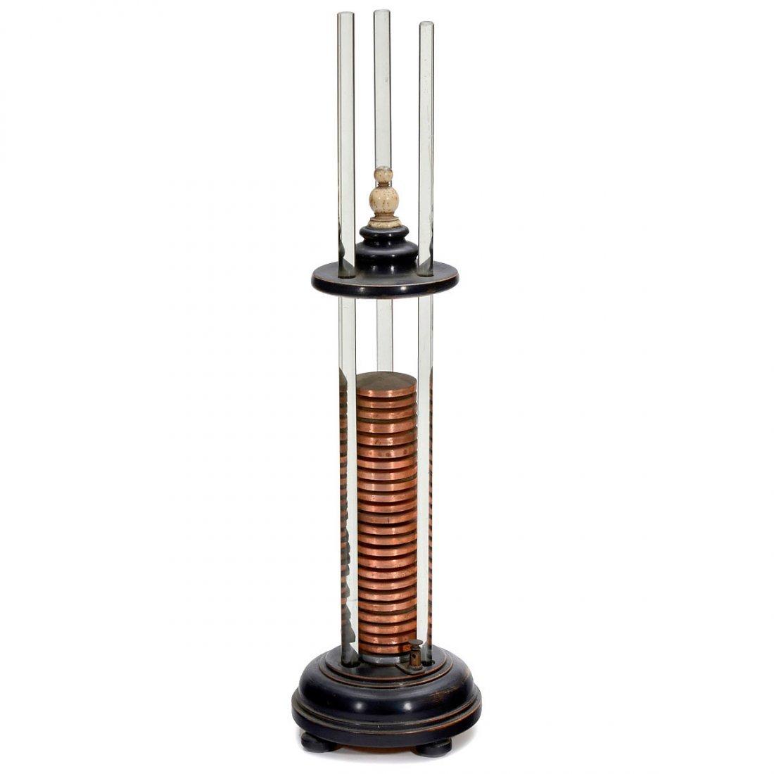Large Voltaic Pillar, c. 1870