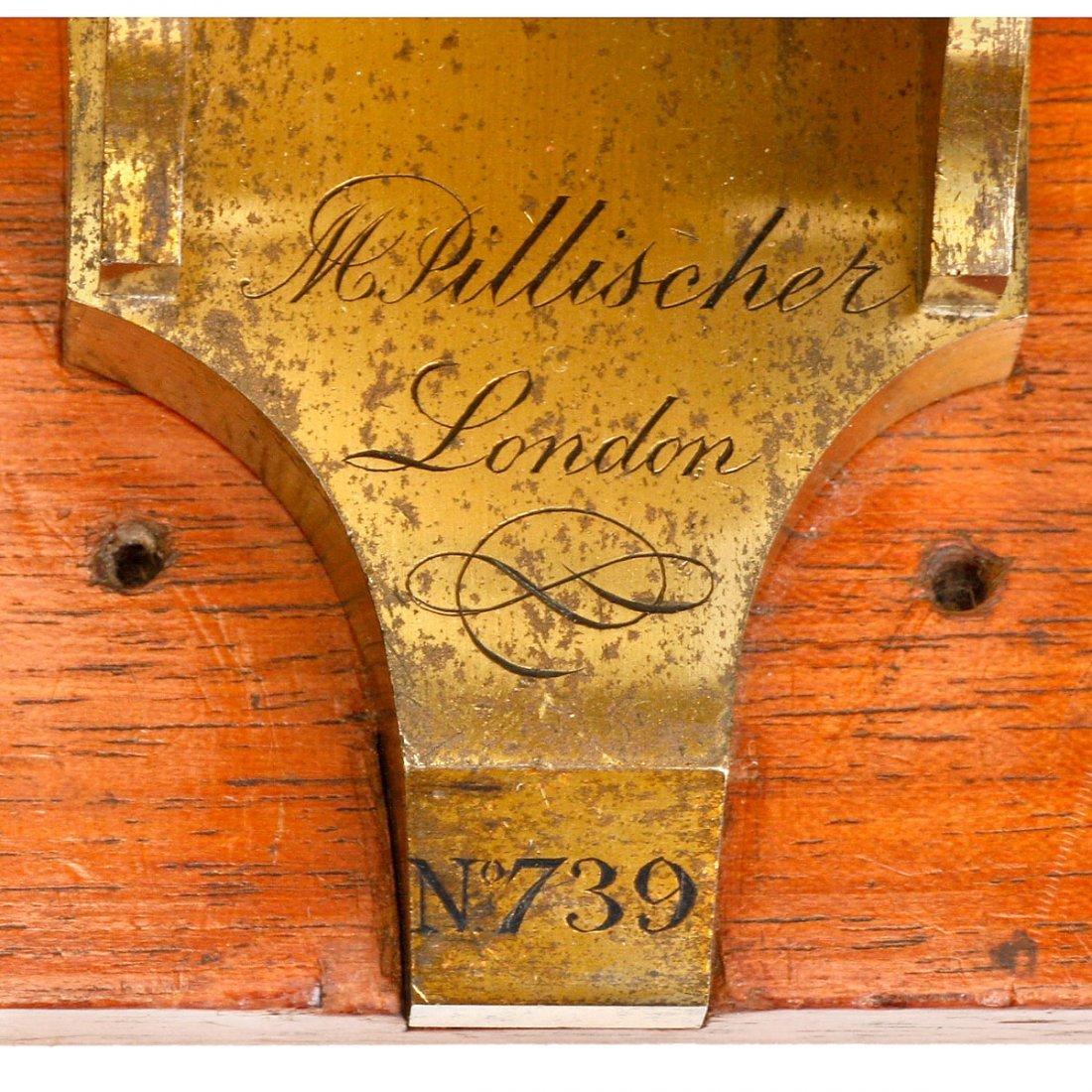 Pillischer Compound Brass Microscope, c. 1860 - 2