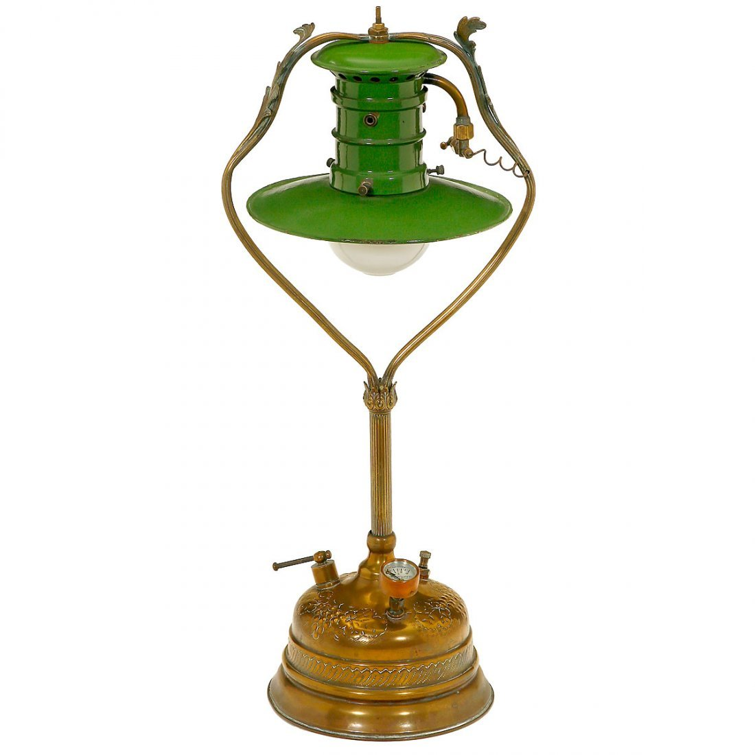 Unic Lumière French Table Lamp, c. 1910