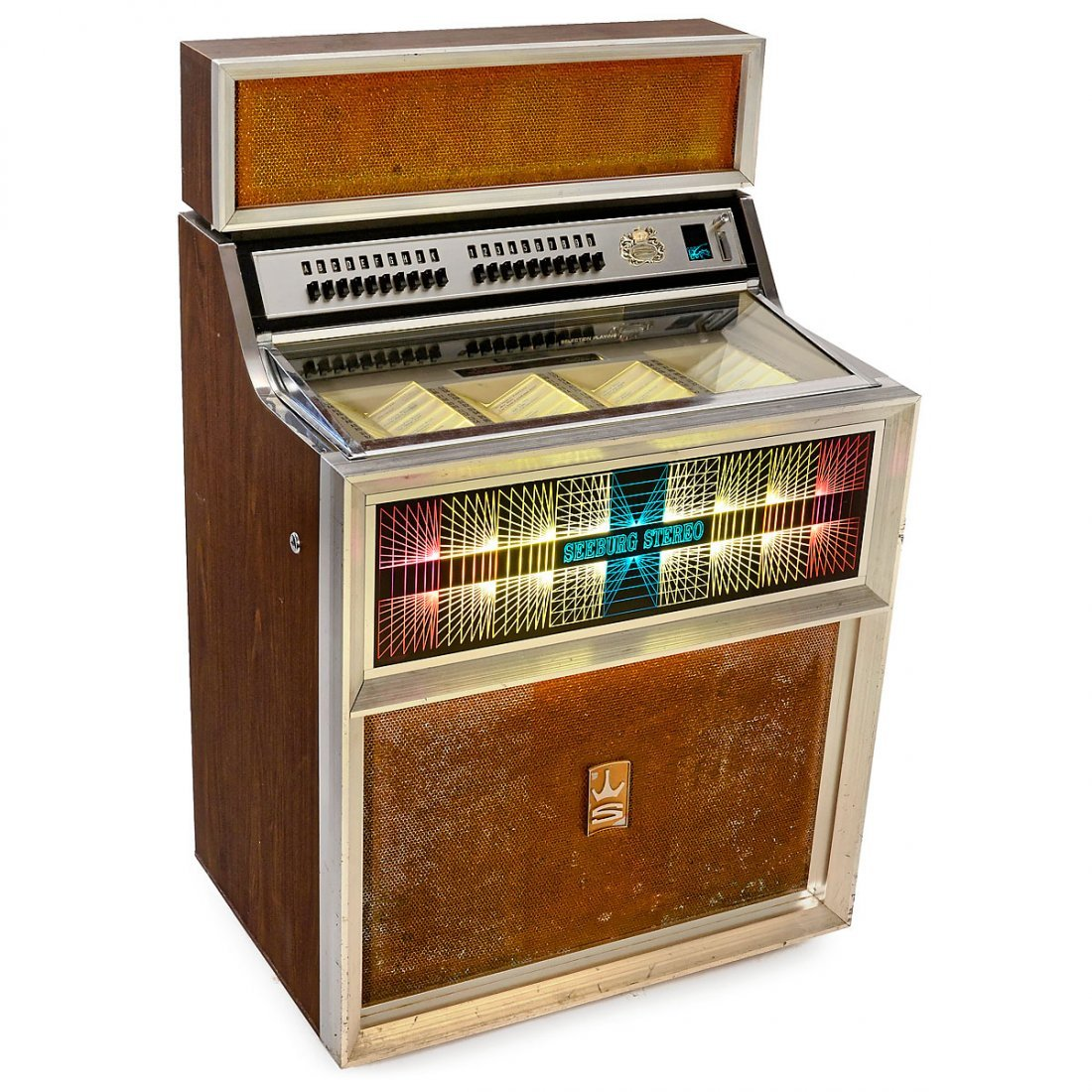Seeburg Model ESE 100 Jukebox, 1970