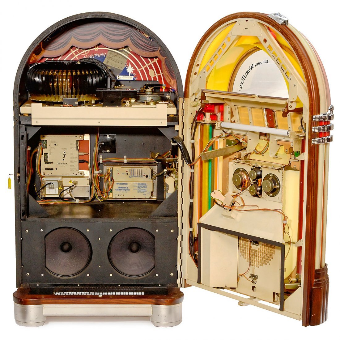 "Wurlitzer ""One More Time"" Jukebox, c. 1988 - 2"