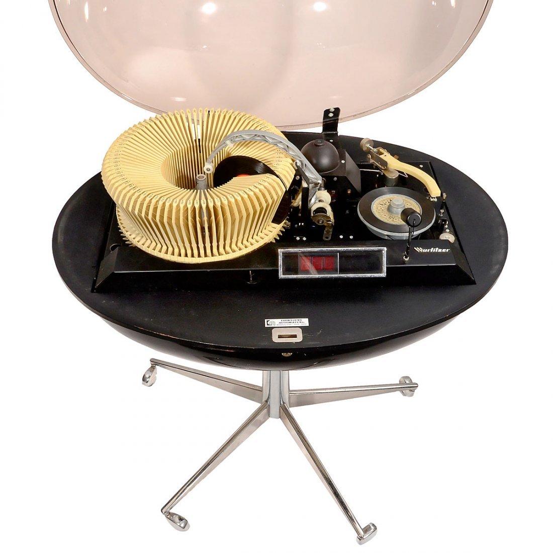 Wurlitzer Teledisc Jukebox, 1982 - 2