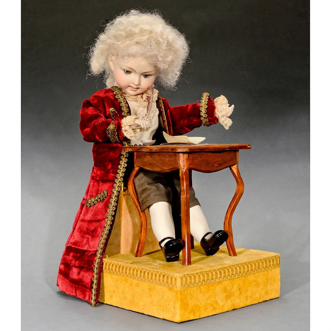 Le Petit Marquis Contemporary Musical Automaton by