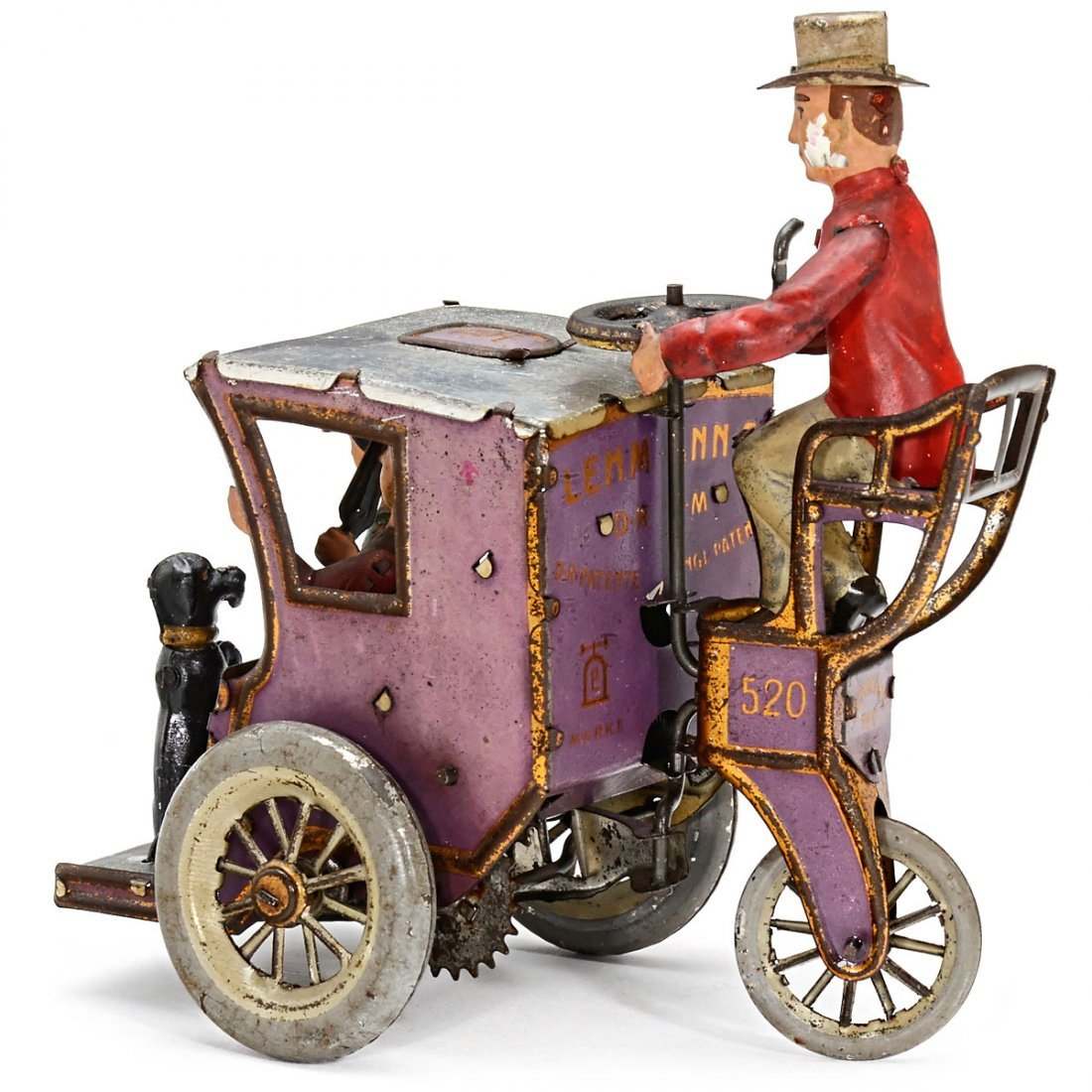 "Li-La Lehmann's ""Automobile Sisters"", 1903 onwards - 2"