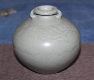 Antique Chinese 19th / 20th Century Celadon Ewer