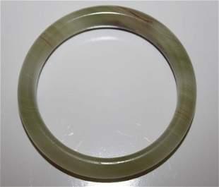 Jade / Hardstone Bangle Bracelet