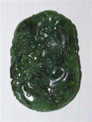 Jadeite Pendant