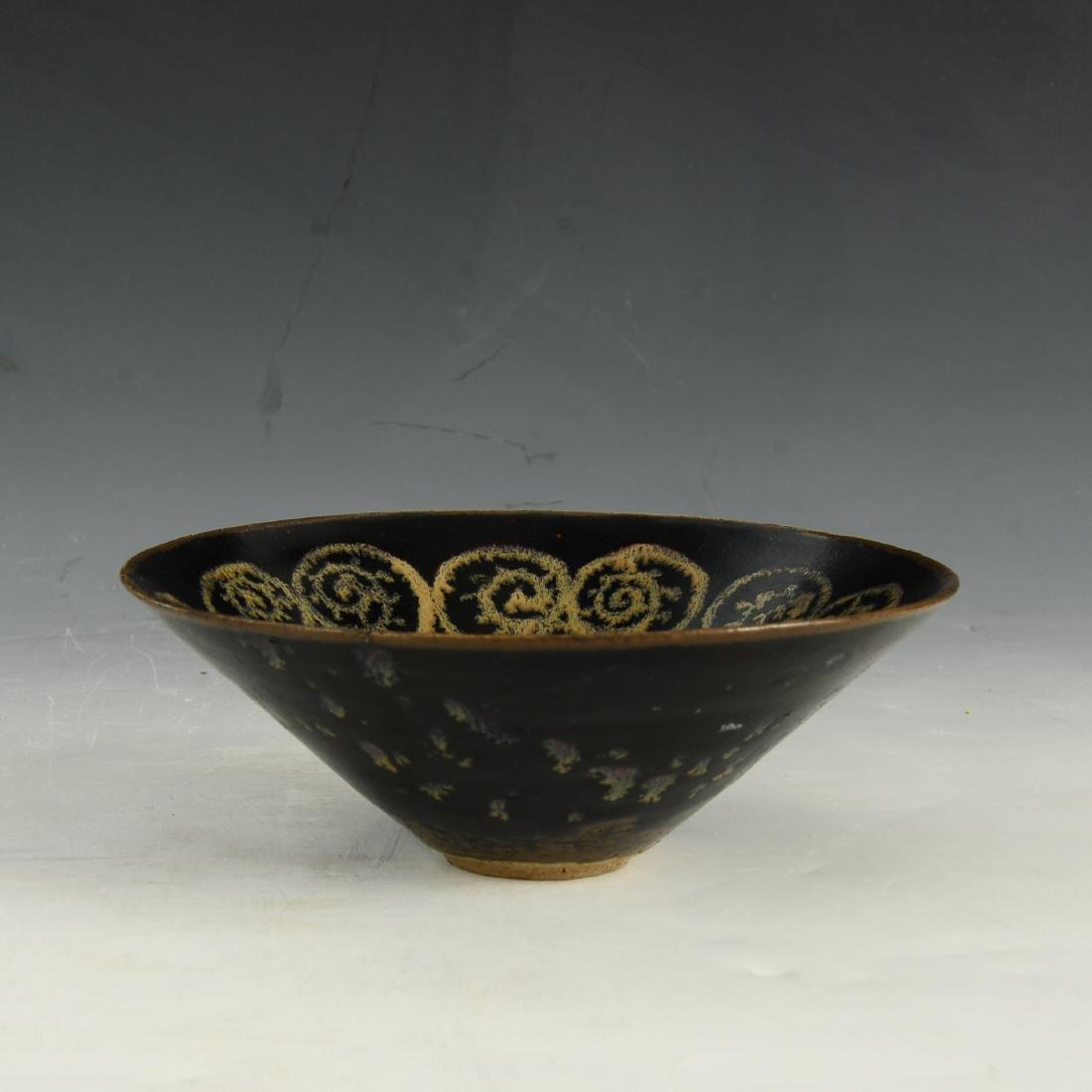 Chinese Antique Jie Zhou Yao Bowl
