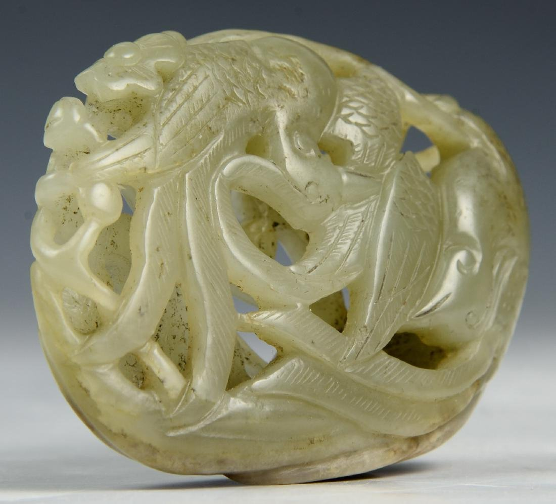 Chinese Qin Dynasty He Tian Jade - 3