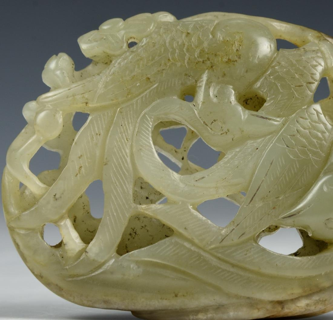 Chinese Qin Dynasty He Tian Jade - 4