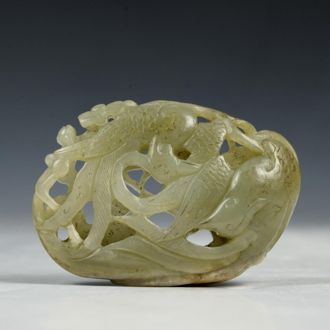 Chinese Qin Dynasty He Tian Jade - 5