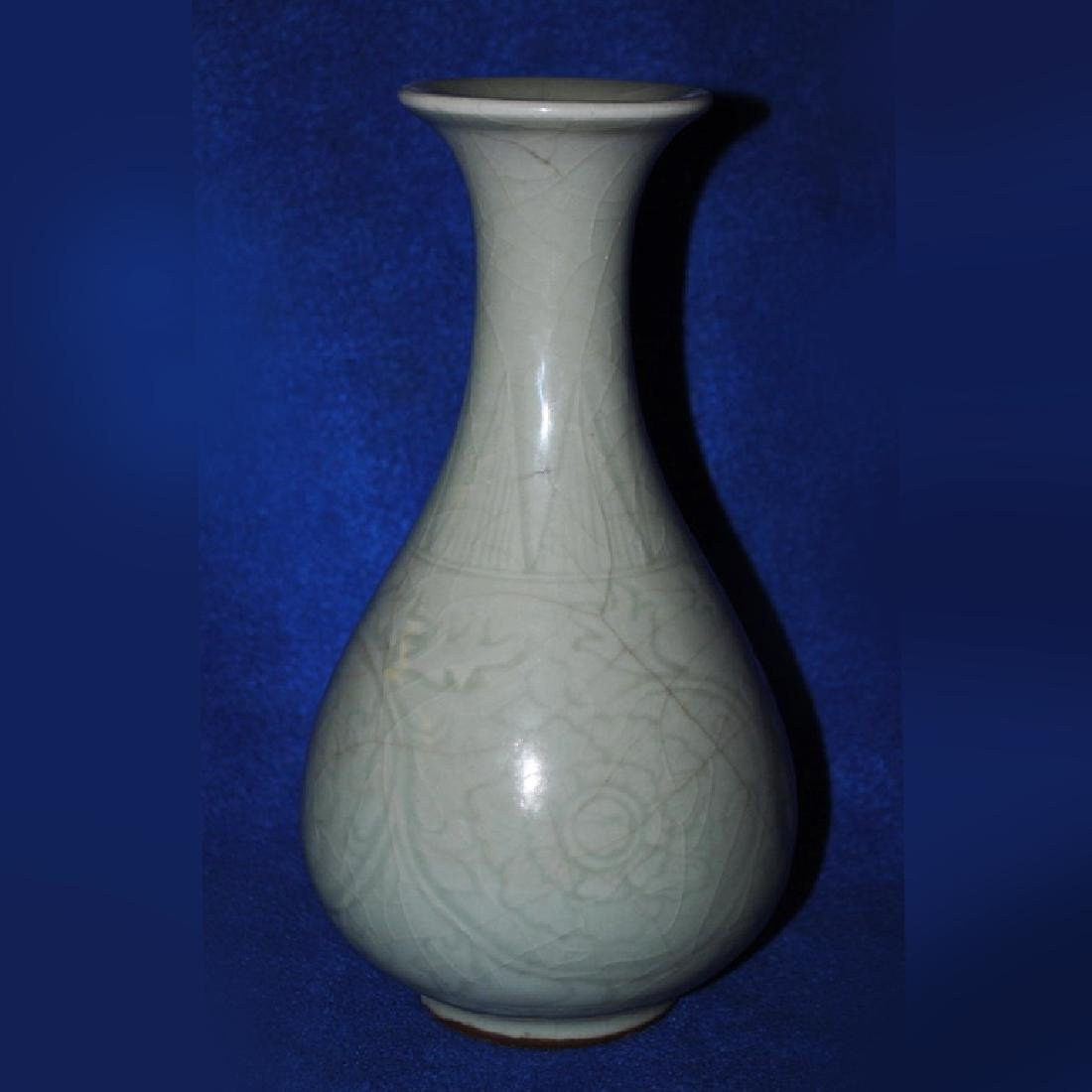 Chinese Long Quan Vase