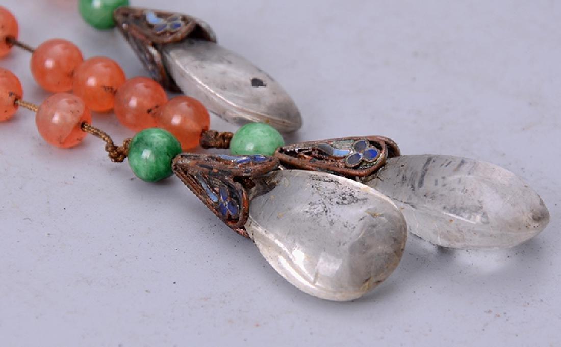 Chinese Amethyst Bracelet - 5