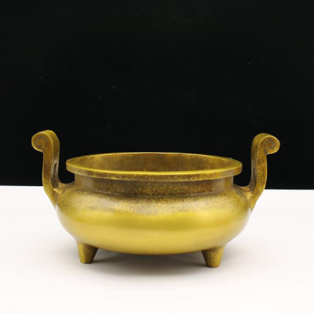 Chinese Antique Bronze Censer