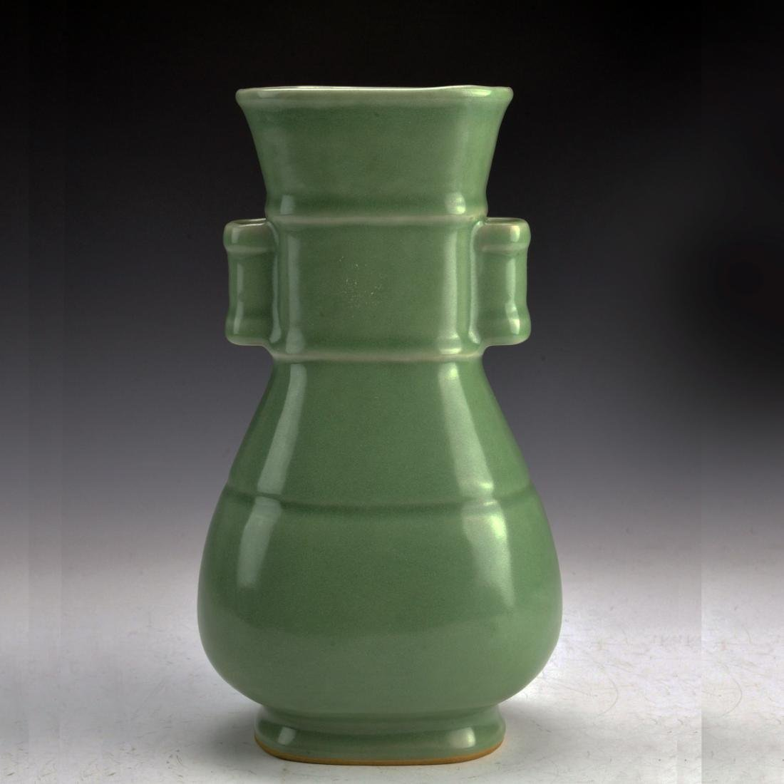 Chinese Song Style Longquan Vase