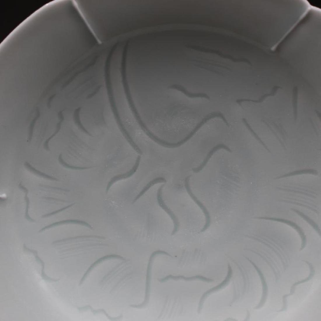Chinese Hu Tian Ware Ying Qing Dish - 5