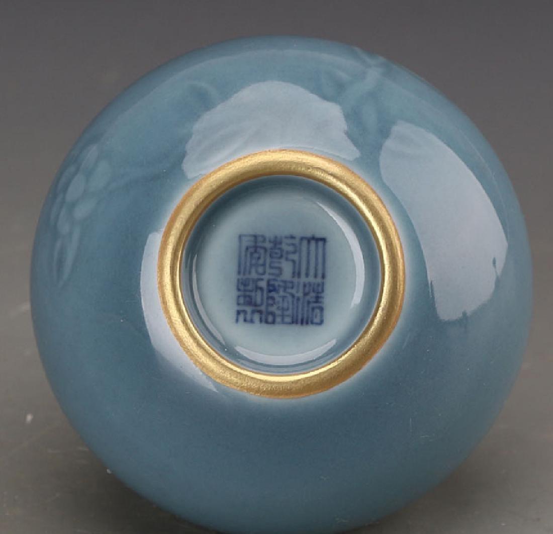 Chinese Celadon Vase - 2