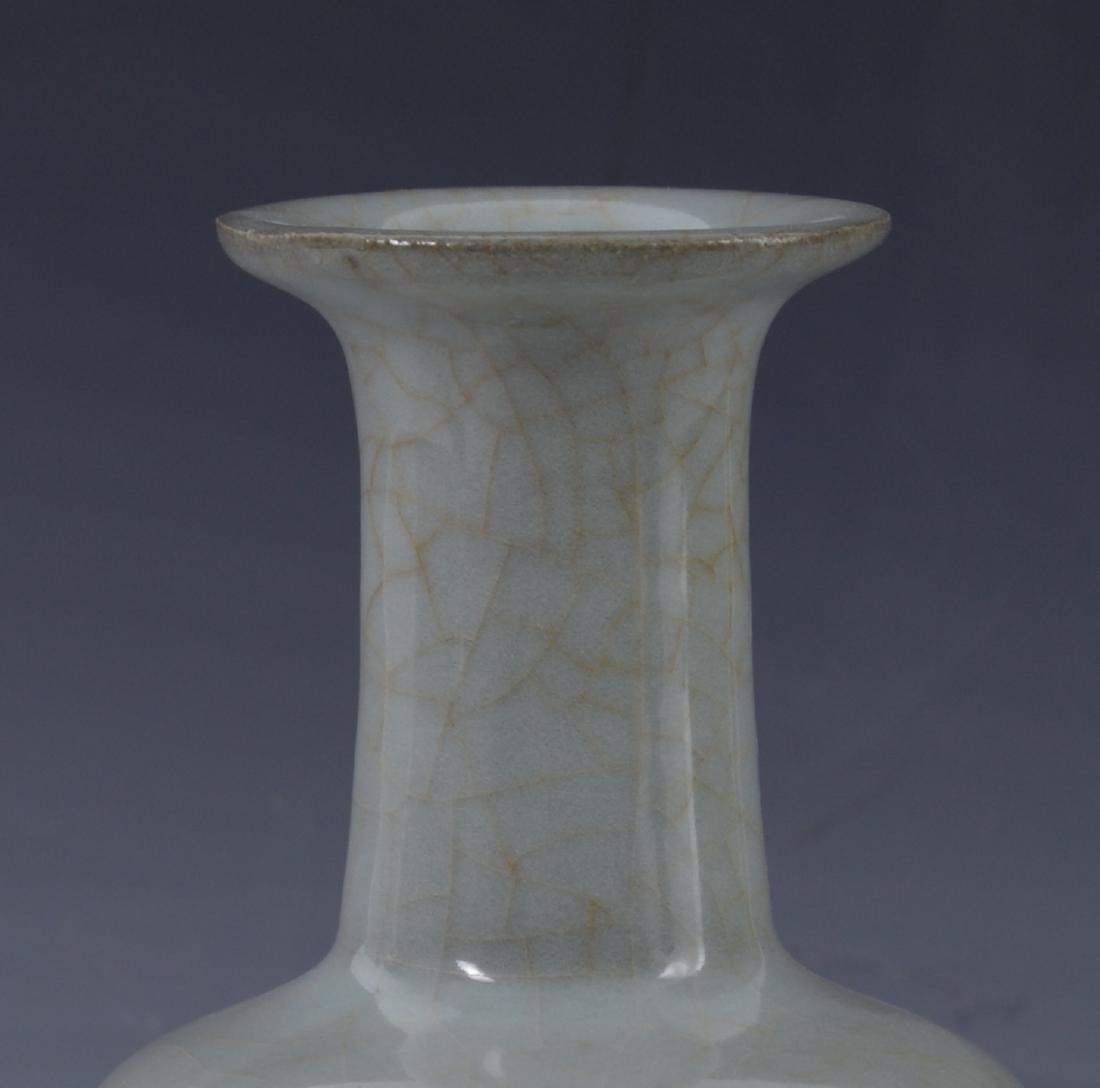 Chinese Celadon Glazed Vase - 6