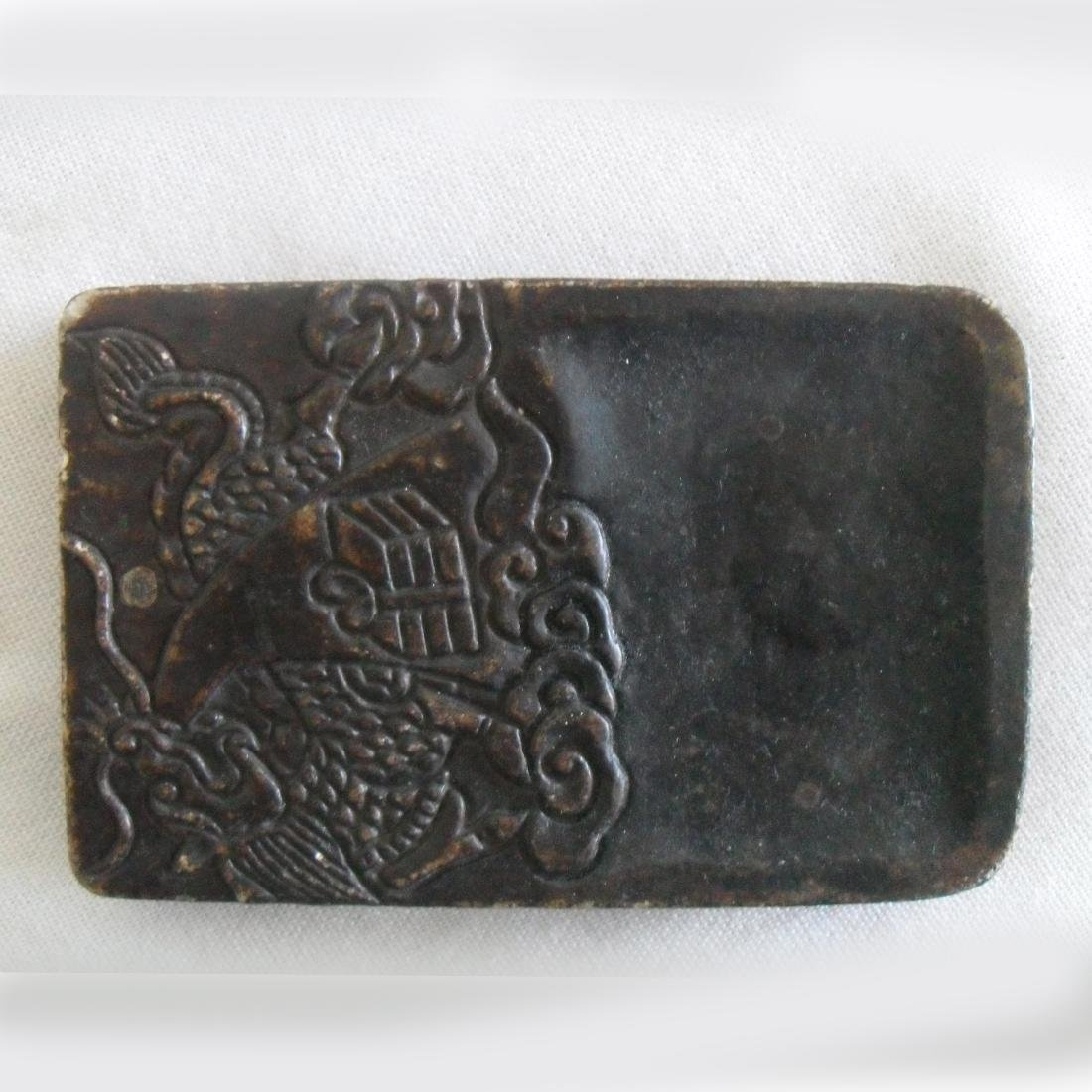 CHINESE ANTIQUE INK STONE
