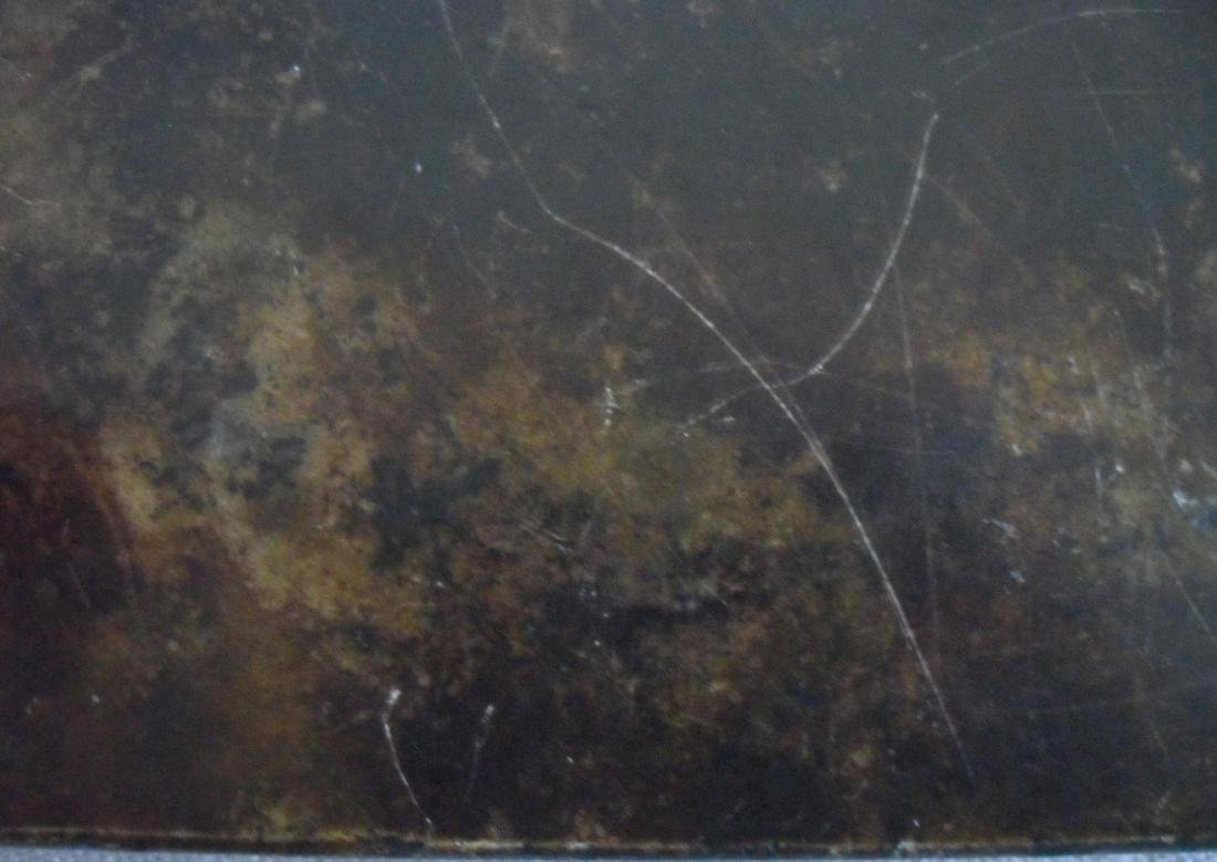 CHINESE ANTIQUE INK STONE - 4