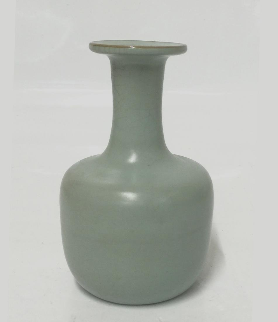 RUYAO VASE.  PROBABLY SONG.