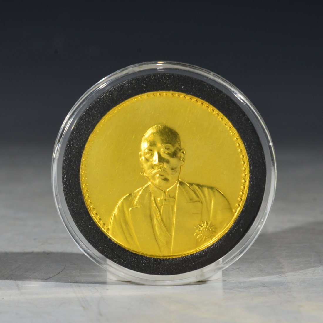 Chinese 24K Gold Coin
