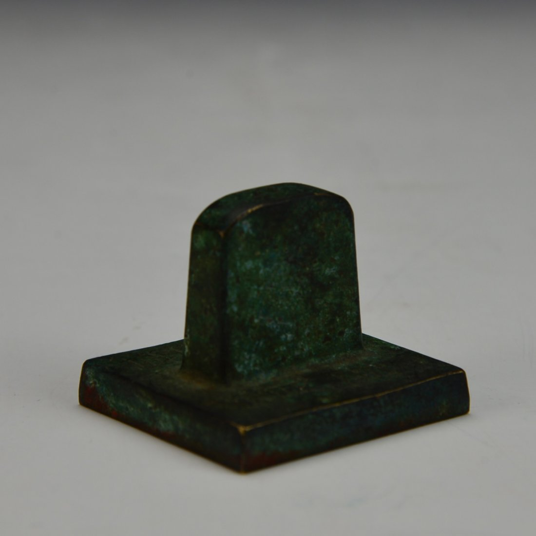 Chinese Antique Bronze Seal Chop