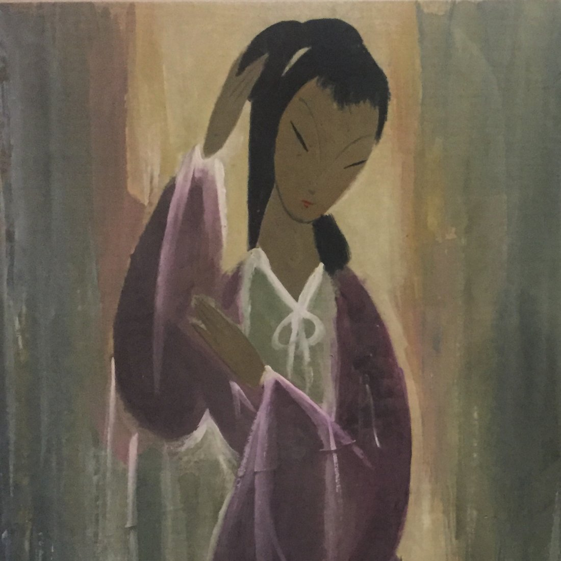 Lin Fengmian (1900-1991), Figure - 3